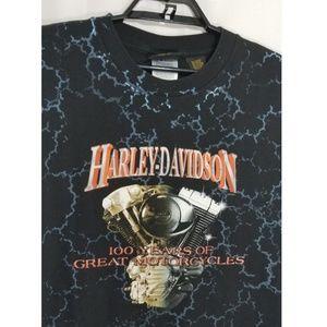 Harley-Davidson 100th Anniversary Tee